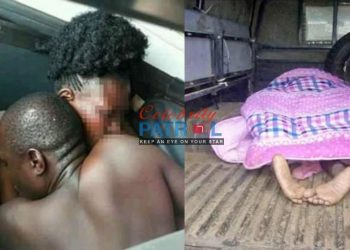 Cheating Husband Gets Stuck Inside Housemaid Sumbie While Chewing her In a Hotel