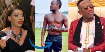 """""""After all Your Small Cassava is Better than Geosteady's"""" - Bad Black Apologizes to Ykee Benda"""