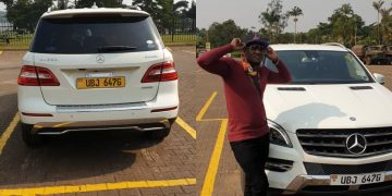 King Michael Buys a Brand New Car