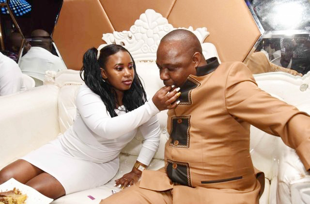 tycoon-Lwasa-and-his-wife-Faith-during-his-birth-day