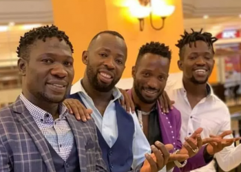 Bobi Wine brothers