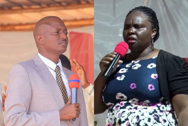 Bishop Lwere to Mediate in Pastor Bugingo & Teddy Naluswa's Divorce Case