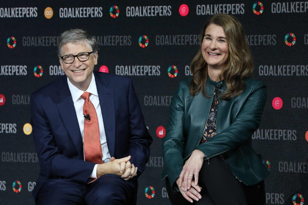 Bill and Melinda Gates Announce That They're Divorcing After 27 Years of Marriage