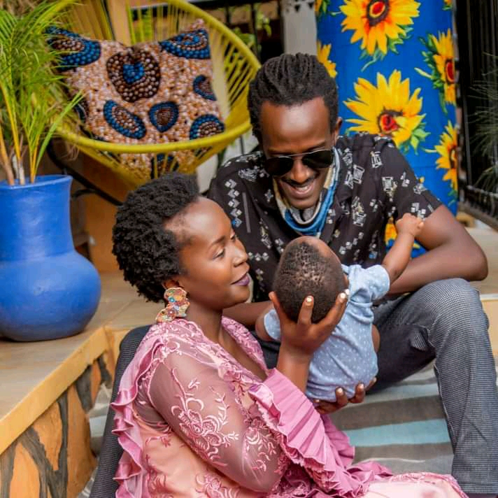 Anne Kansiime and Sky